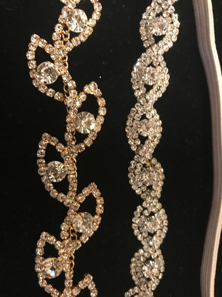 Bridal Rhinestone Headband On Sale