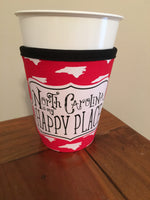 Happy Place Gift Game Day Can Coolers ON SALE