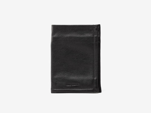Passport Wallet Black - Amy & Eliav  - 1