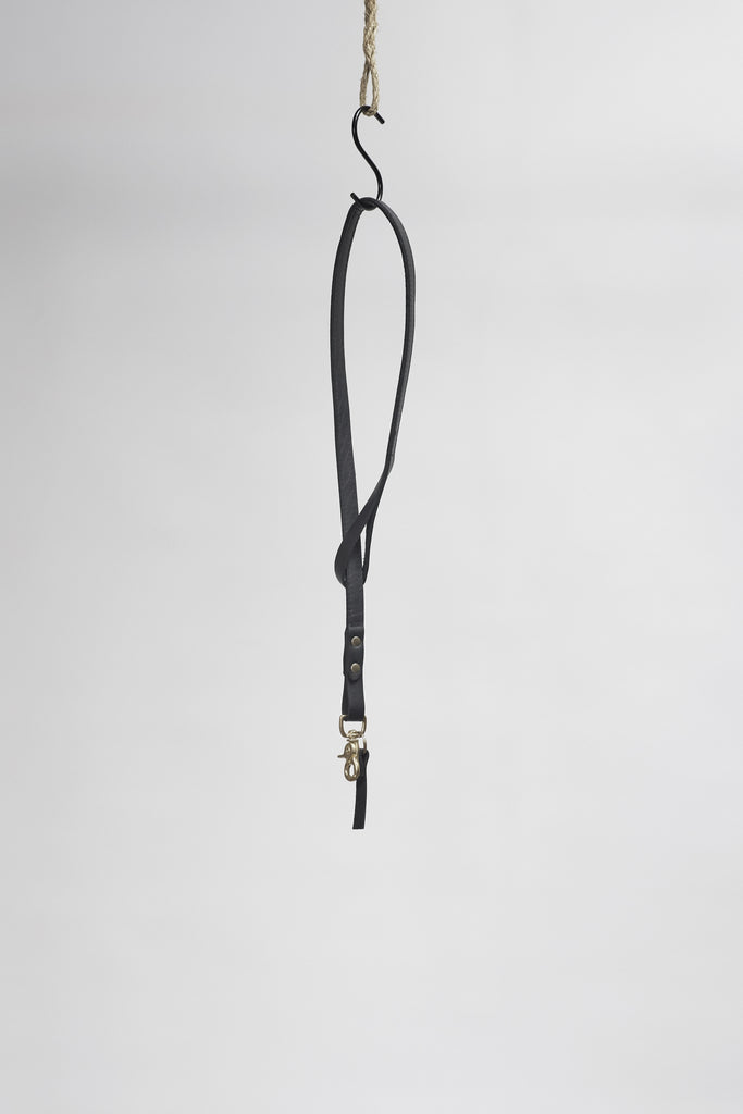 Amy Eliav Dog lead 100% Leather . Made in Melbourne Australia & Auckland New Zealand