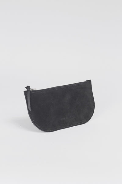 Amy Eliav Italian Suede wallet made in Melbourne