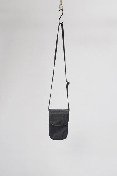 Amy Eliav Bag. Italian leather with Organic Hemp canvas. Made in Melbourne Australia & Auckland New Zealand