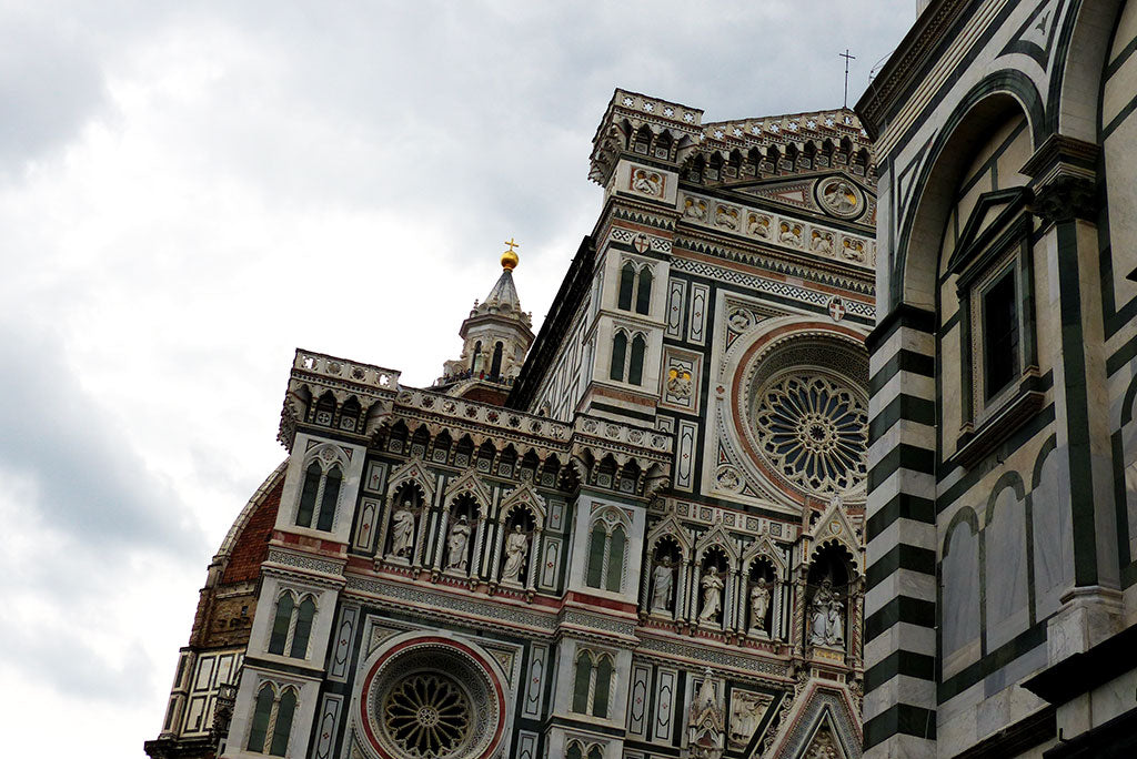 Il Duomo close up