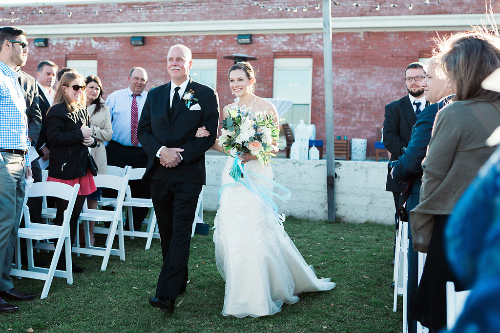 Alexandra George and Philip Hughes Wedding