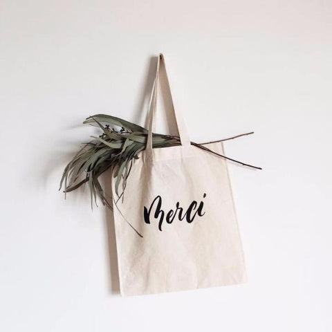 Everyday Tote: Merci