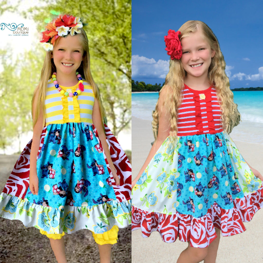 Lilo & Stitch dress