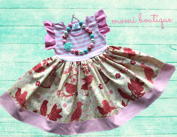 Vintage Songbird dress