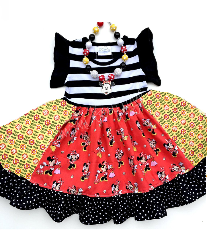 Classic Minnie dress