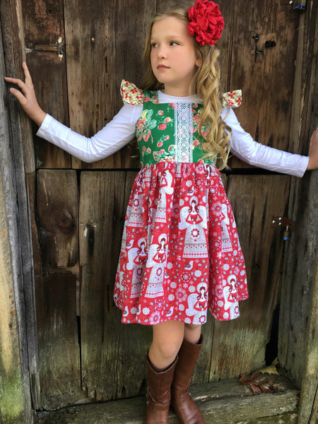 Christmas Angel dress