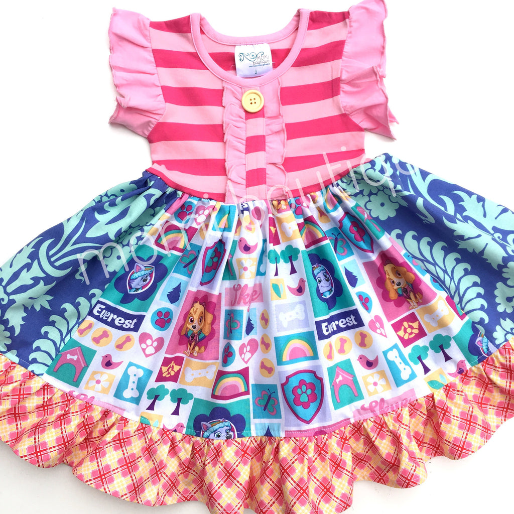 Paw Patrol dress