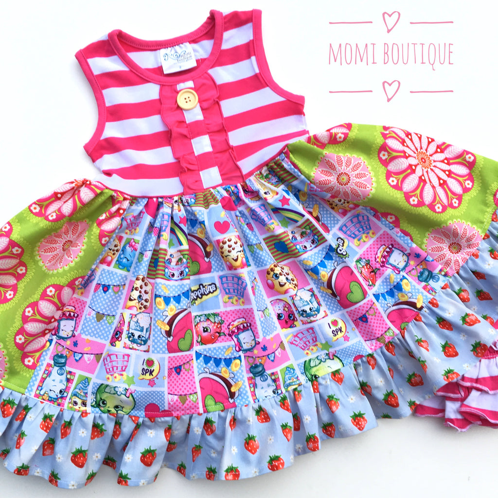 Shopkins party dress