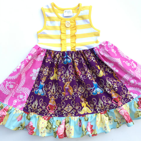 Magical princessss dress