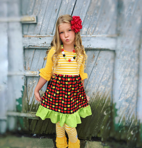 Sweet Apple Pie dress