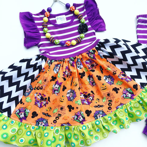Disney Halloween dress