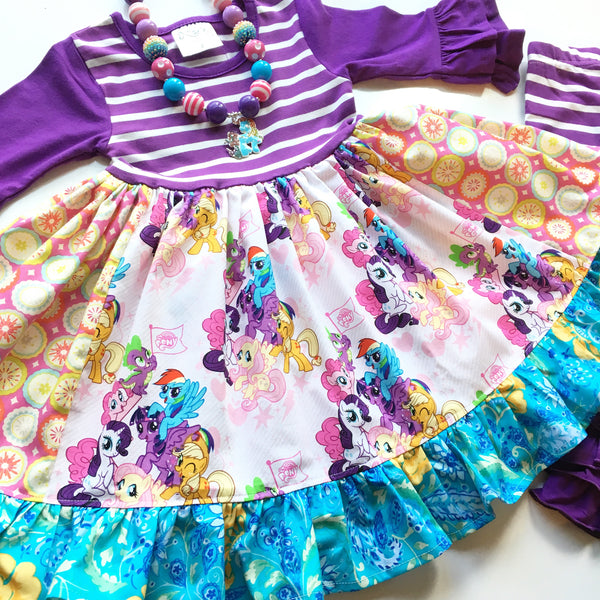 My Little Pony movie dress