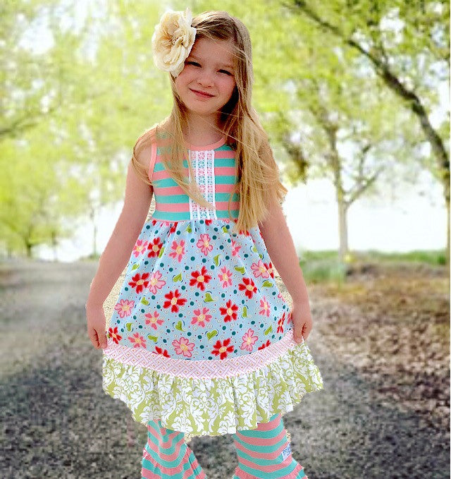 Springtime in Memphis dress
