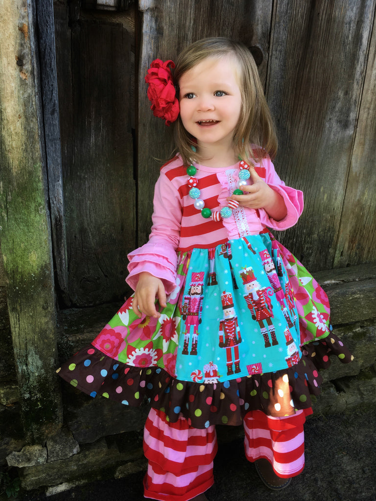girls nutcracker dress