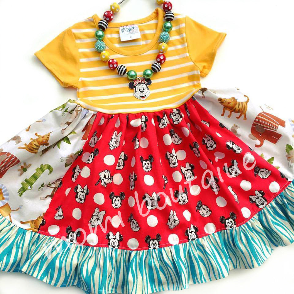 Animal Kingdom dress