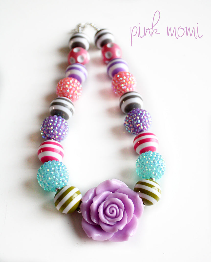 "M2M ""Pretty Bird"" Sugar Momi necklace"
