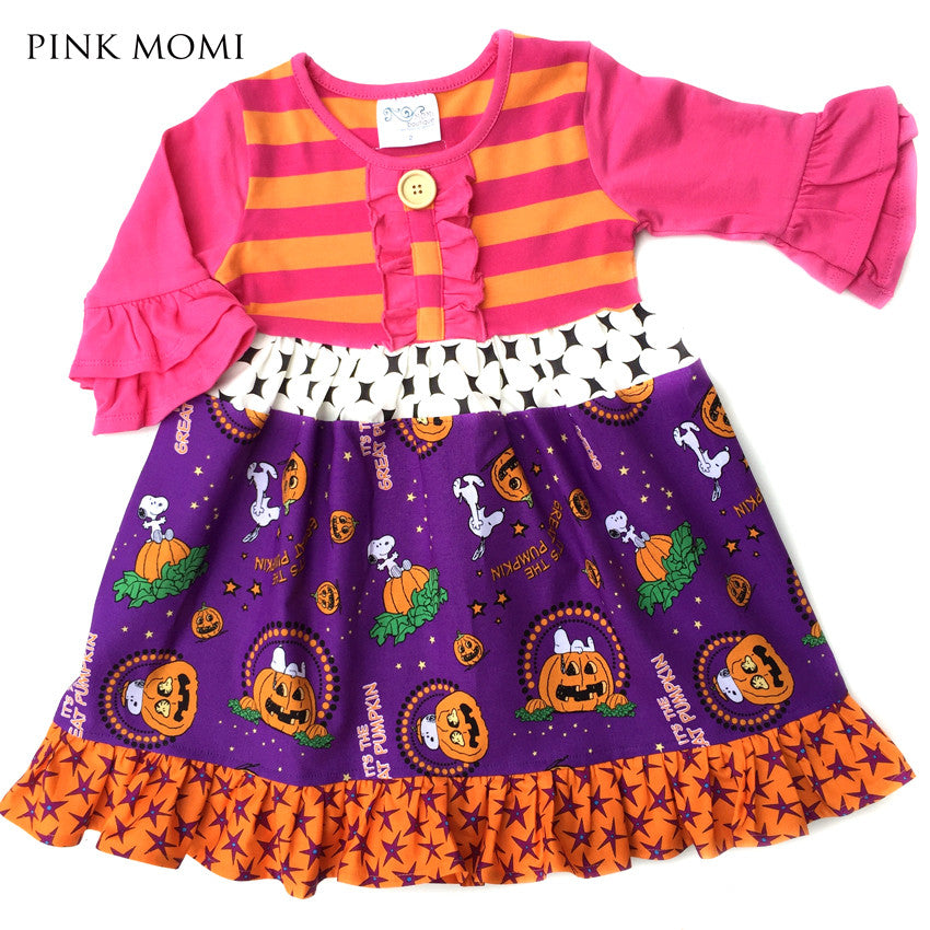 It's the Great Pumpkin dress