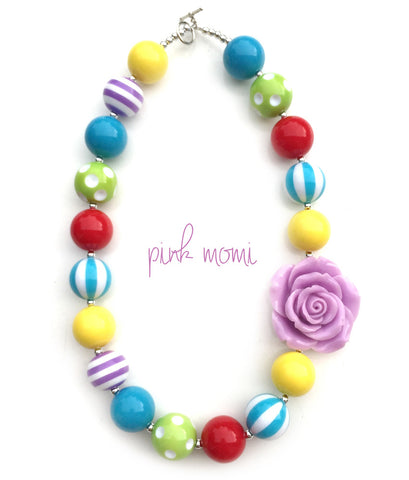 M2M Back to School butterfly NECKLACE