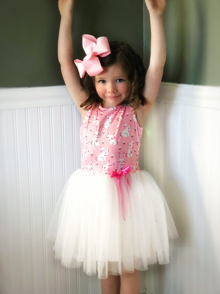Ballerina Bunny dress