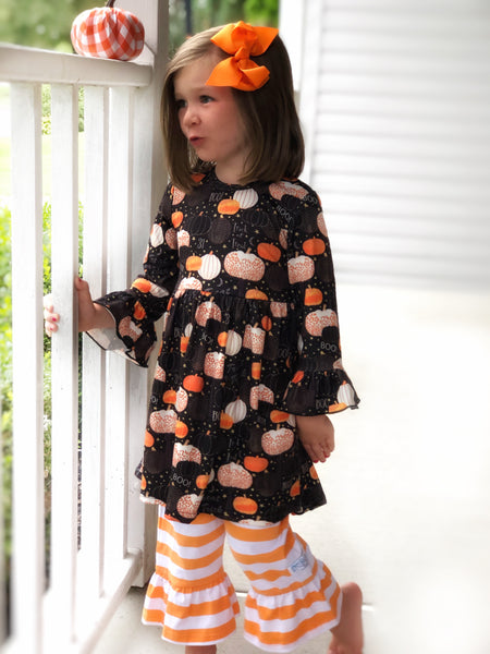 Halloween Harvest dress