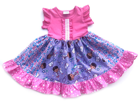Doc McStuffins dress