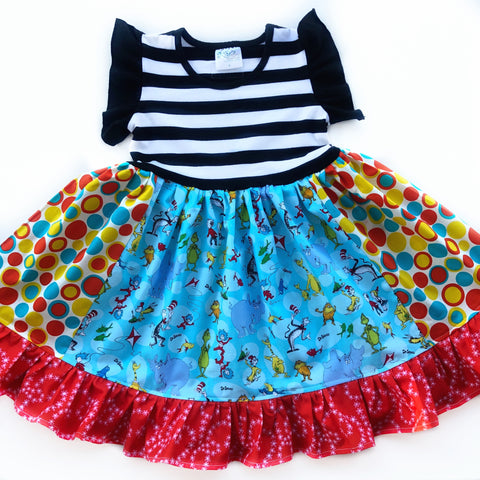 Code: Seuss20 Seuss Collection dress