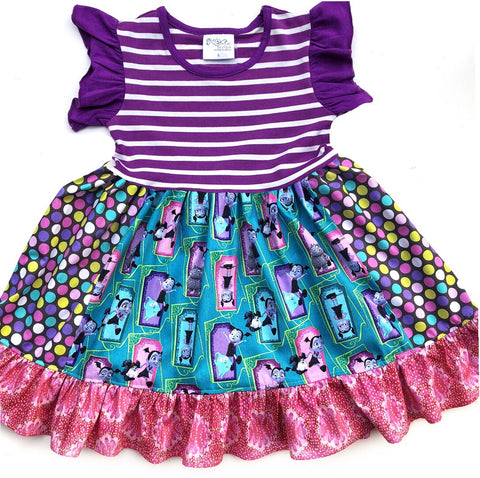 Vampirina Purple dress