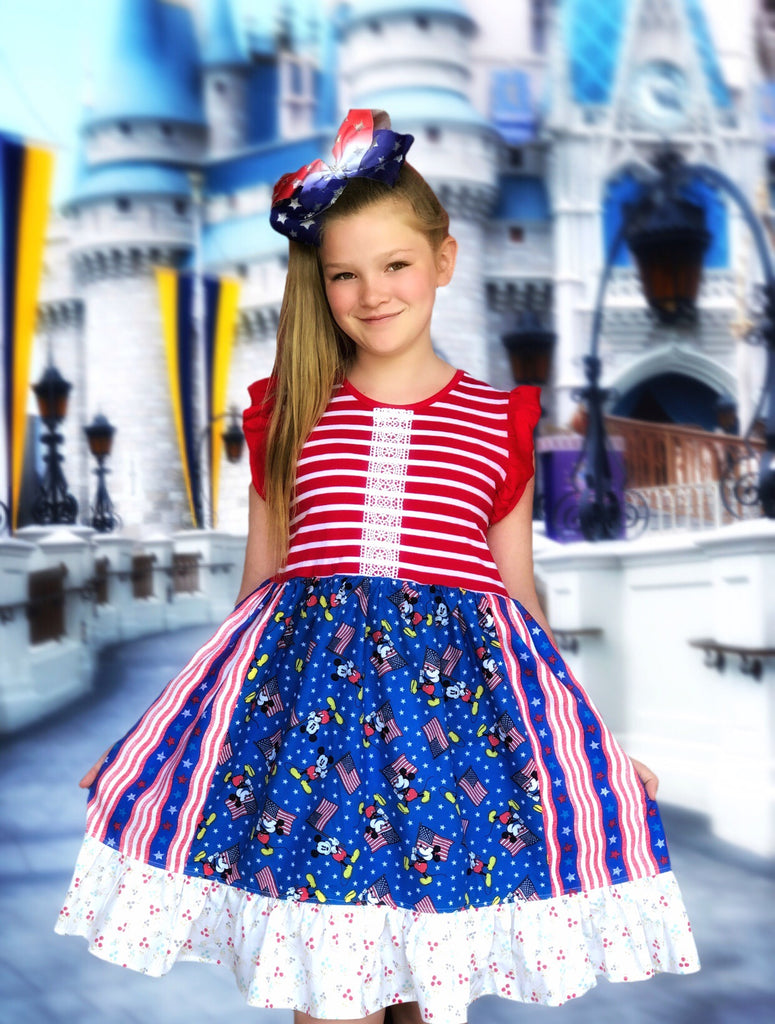Main Street USA dress