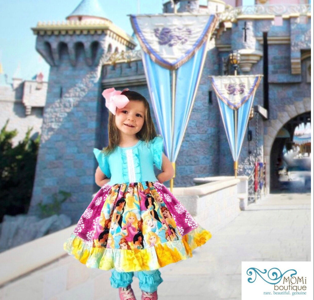 Princess Meet and Greet TANK dress