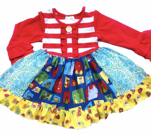 Seuss School dress