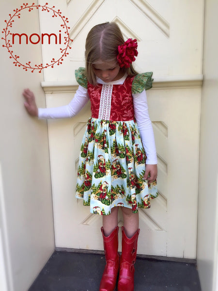 Lola's Christmas Classic dress