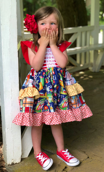 Elementary Platinum party style Dress