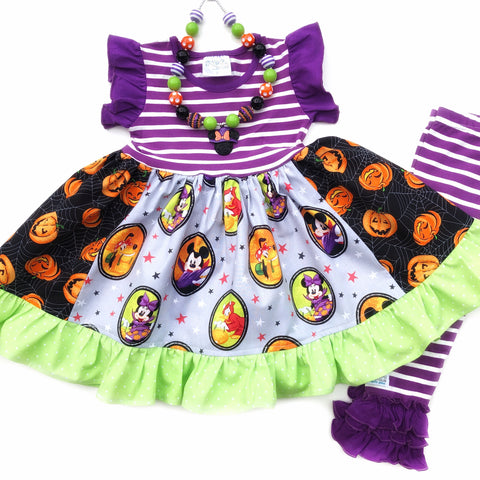 Disney Halloween Party dress