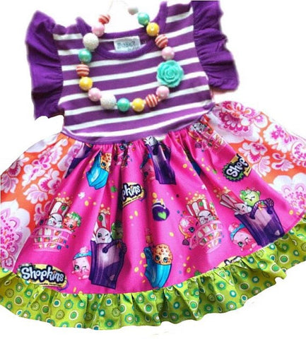 Shopkins collectors dress