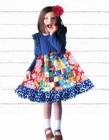 Code: Seuss20 Studious Seuss School dress