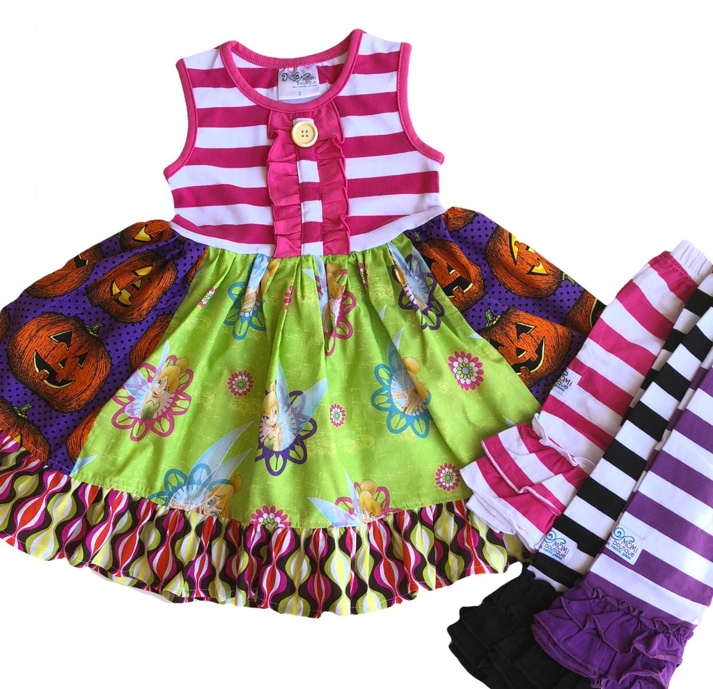Pixie Dust Tinkerbell Halloween dress