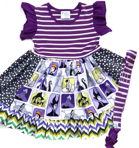 Disney Villains dress
