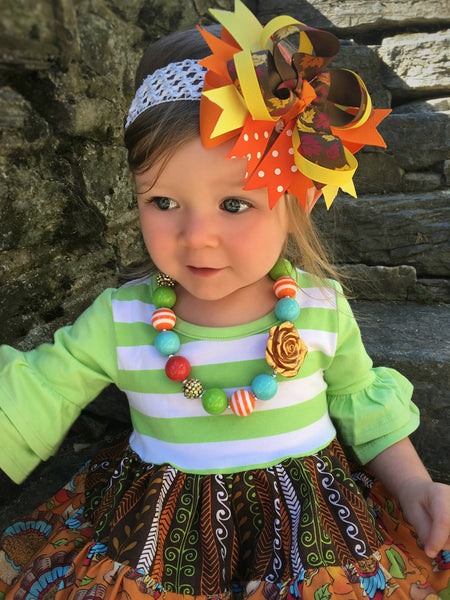 Little Turkey dress
