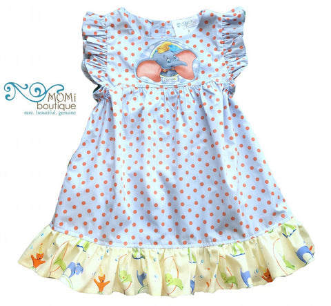 Little Dumbo dot dress