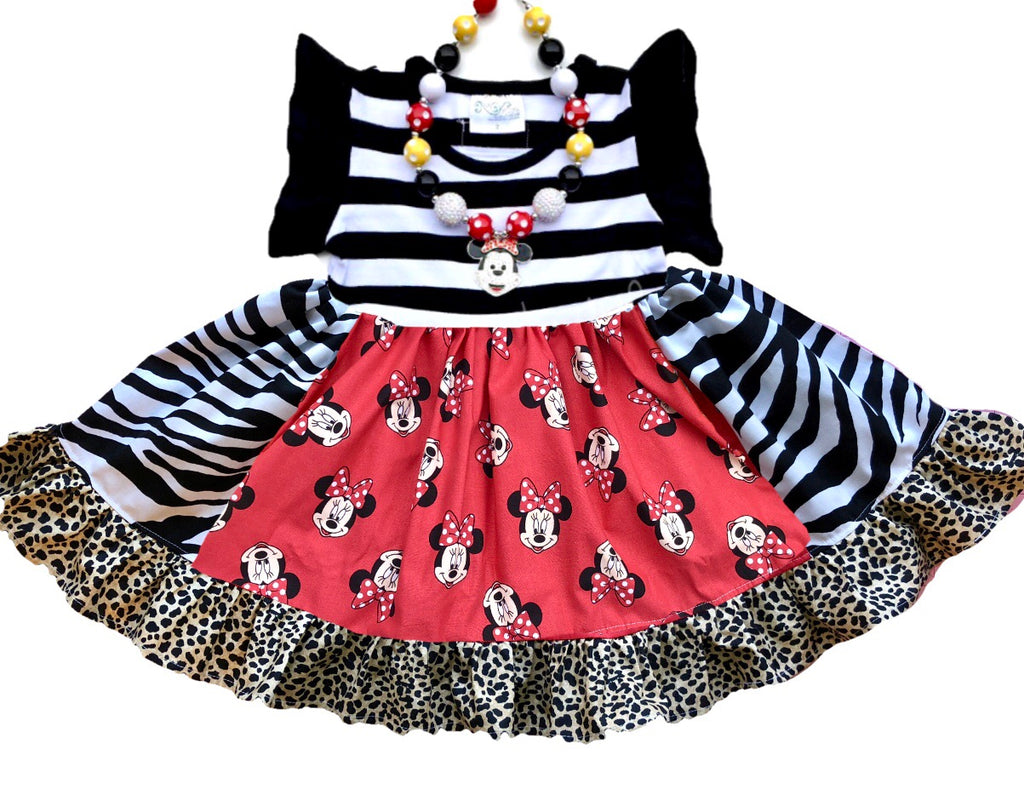 Animal Kingdom Minnie dress