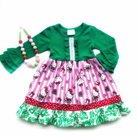 Hello Kitty Holiday dress