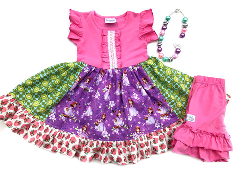 Spring Sofia the first dress