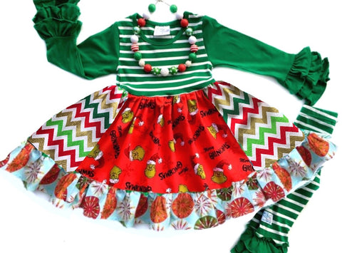 Holiday Cheer dress