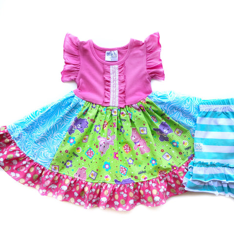 sz 2/3 Carebear Adventure dress