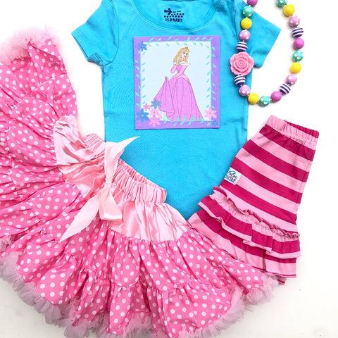 Princess 2 piece set