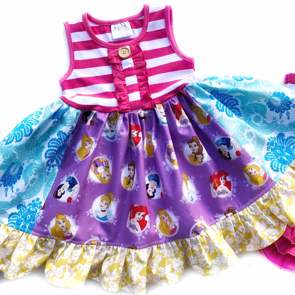 Royal Princess Dress