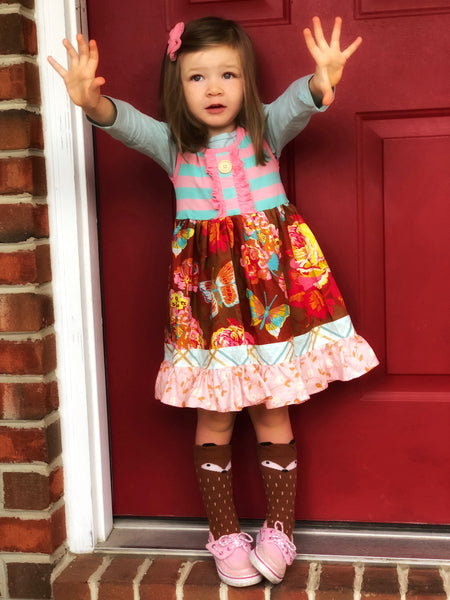Autumn Gwen dress